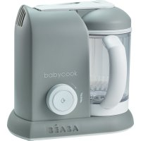 Robot de cuisine babycook solo grey
