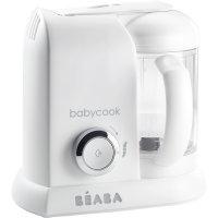 Robot de cuisine babycook solo white/silver