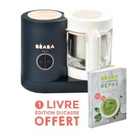 Pack robot babycook néo night blue + livres mes premiers repas