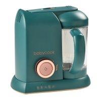 Robot de cuisine babycook solo pine green