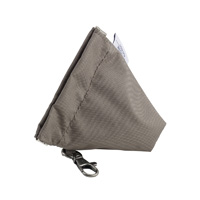 Trousse range-sucette smart colors taupe / black
