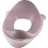 Réducteur toilette poudre rose
