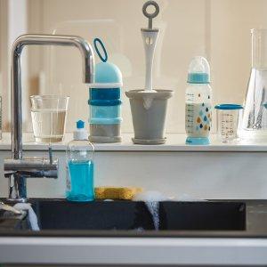Beaba Boîte doseuse de lait empilable blue
