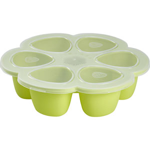 Beaba Multiportions silicone neon 90 ml