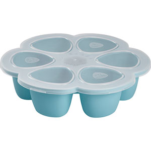 Beaba Multiportions silicone blue 90 ml