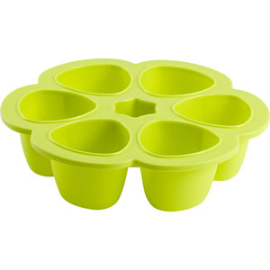 Beaba Multiportions silicone neon 150 ml