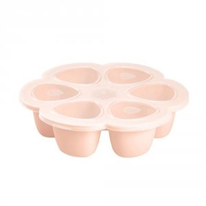 Multiportions silicone 90 ml pink