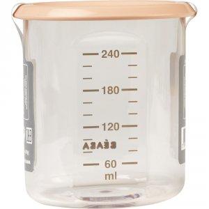 Beaba Pot de conservation maxi portion 240 ml tritan nude