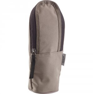 Pochette isotherme pour biberon smart colors taupe / black