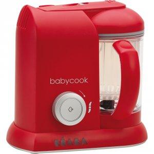 Babycook solo robot cuiseur-mixeur rouge