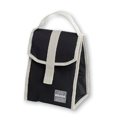 Sac à langer genève 2 smart colors black Beaba