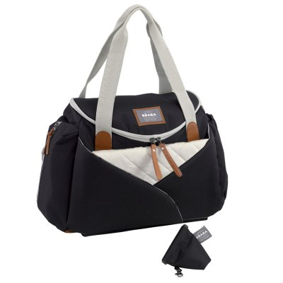 Sac à langer sydney 2 smart colors black Beaba