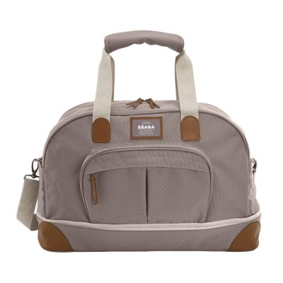 Sac à langer amsterdam 2 smart colors taupe 2017 Beaba
