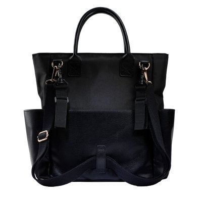 Sac à langer kyoto black/rose gold Beaba