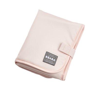 Sac à langer kyoto rose/nude Beaba