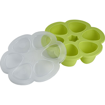 Multiportions silicone neon 150 ml Beaba