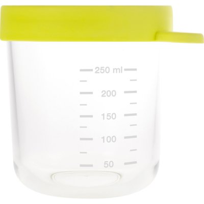 Pot de conservation portion en verre 250ml Beaba