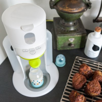 Préparateur de biberon instantané bib'expresso neon Beaba