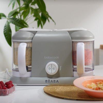 Robot de cuisine babycook duo grey Beaba
