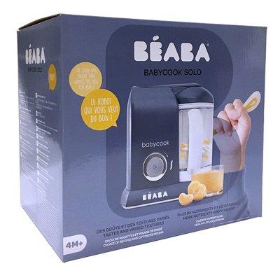 Robot de cuisine babycook solo navy Beaba