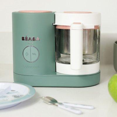 Robot de cuisine babycook neo eucalyptus Beaba