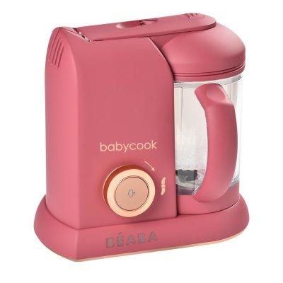 Robot de cuisine babycook solo litchee Beaba