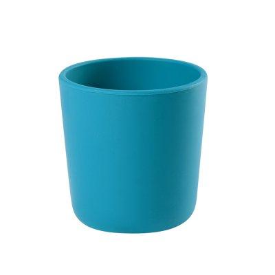 Verre silicone blue Beaba