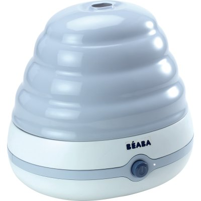Humidificateur air tempered grey / blue Beaba