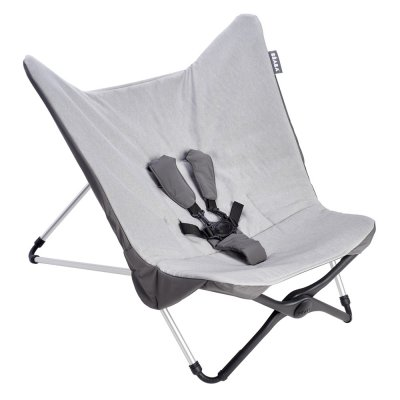Transat compact évolutif 2 heather grey Beaba
