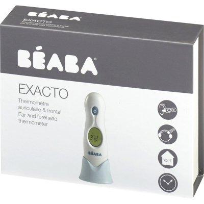 Thermométre bébé 4 en 1 exacto mineral Beaba