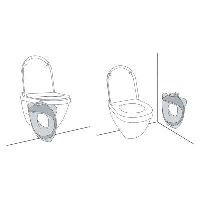 Réducteur de toilette mineral Beaba