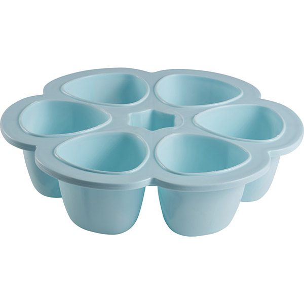 Multiportions silicone blue 90 ml Beaba