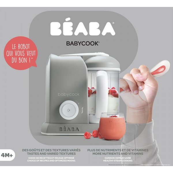 Robot de cuisine babycook grey Beaba
