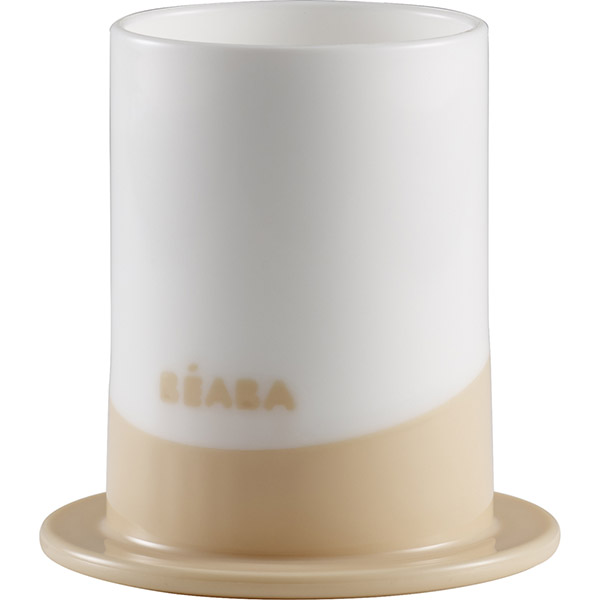 Lot de 2 verres ellipse nude Beaba