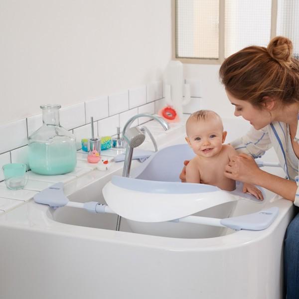 Support baignoire bébé camélé'o mineral Beaba