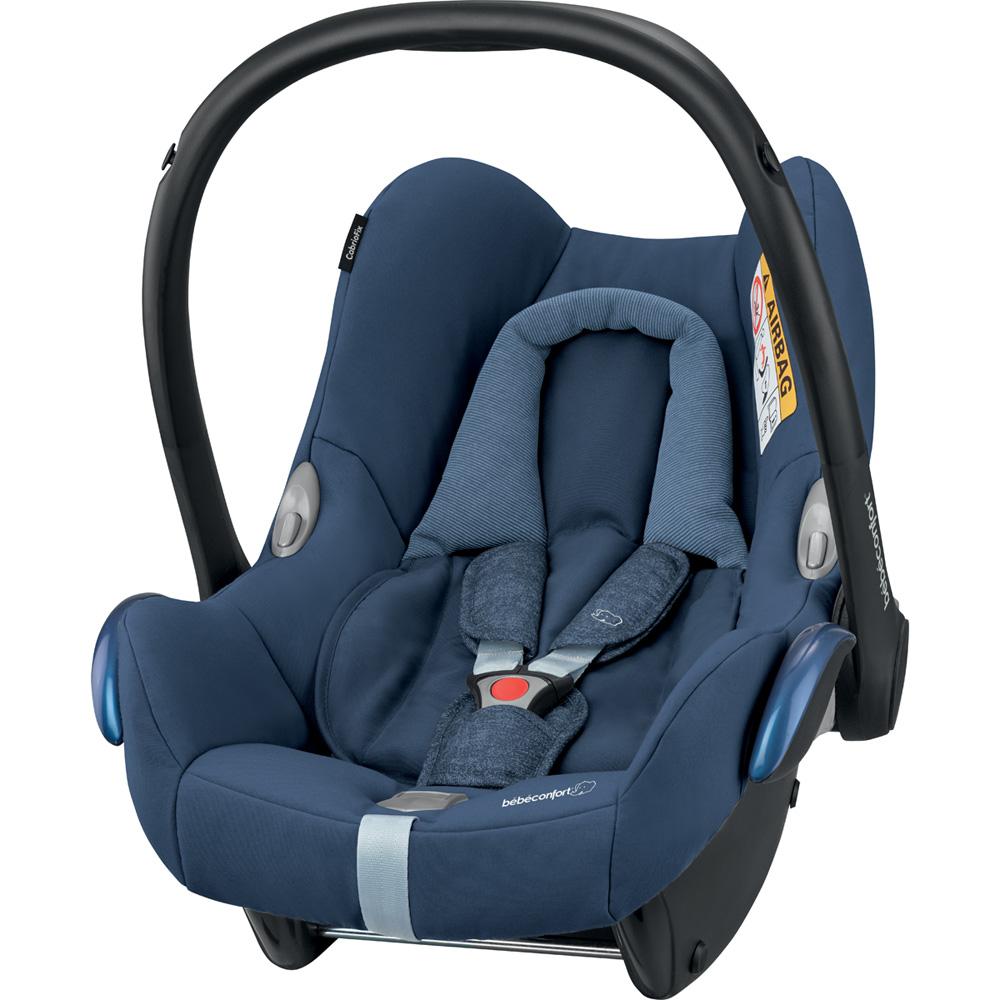 si ge auto coque cabriofix nomad blue groupe 0 de bebe confort. Black Bedroom Furniture Sets. Home Design Ideas