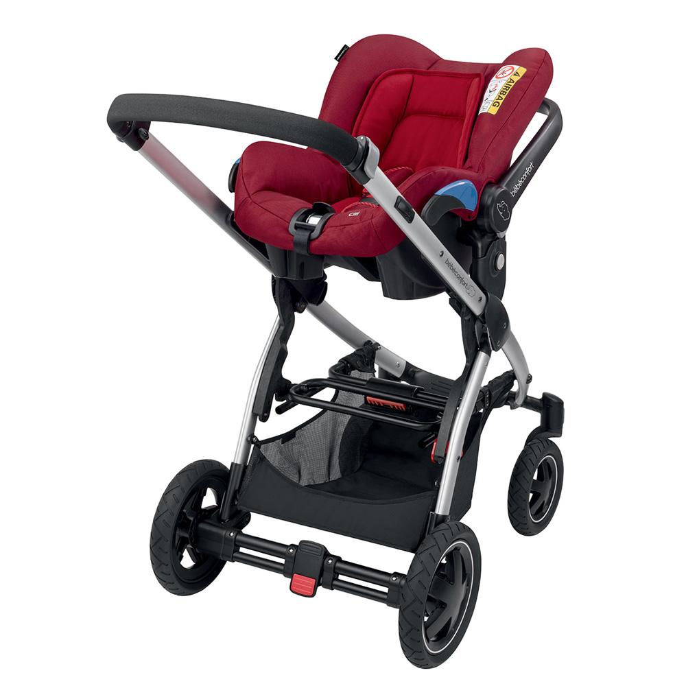 Si ge auto citi robin red groupe 0 de bebe confort sur for Siege auto enfant 13kg