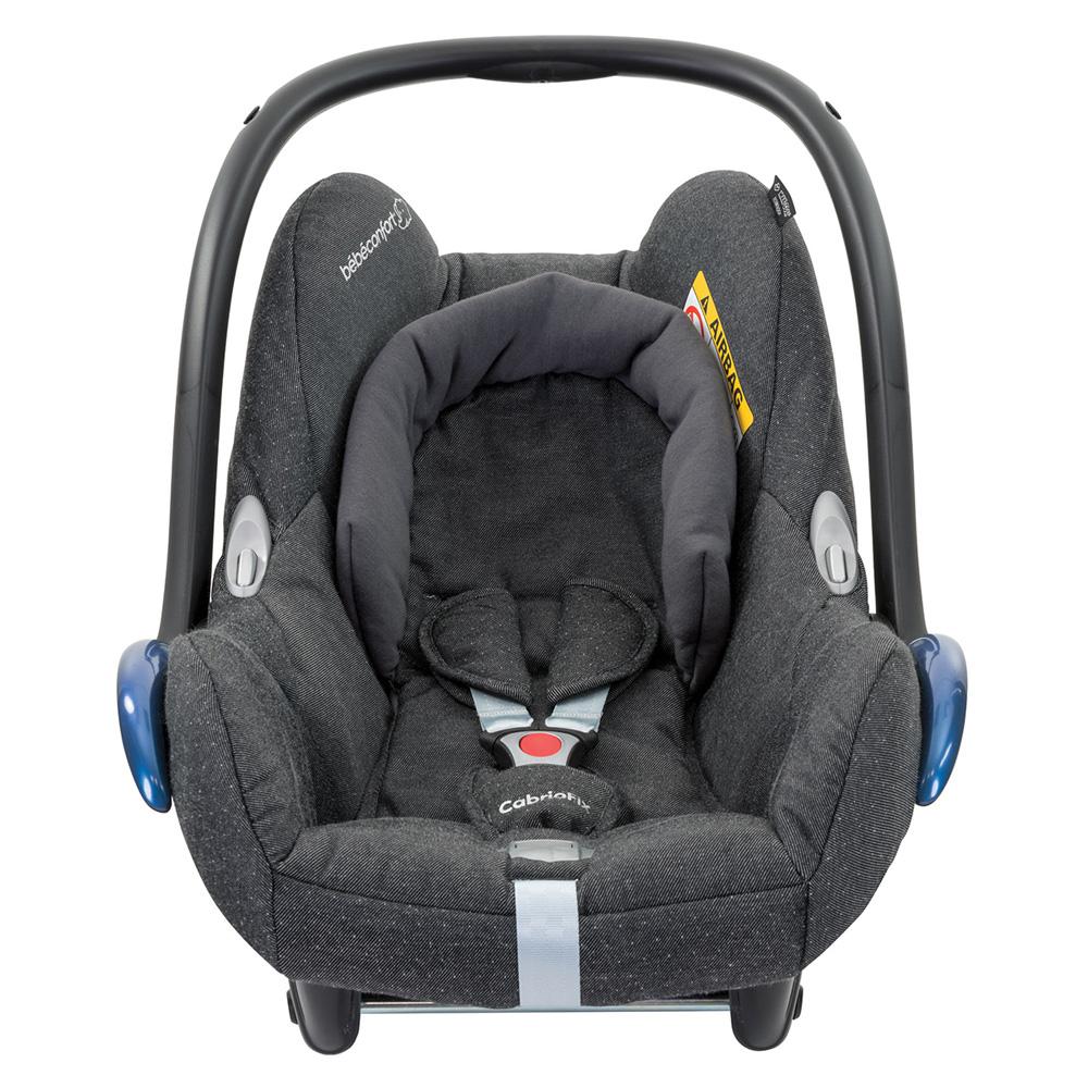 Si ge auto coque cabriofix sparkling grey groupe 0 de for Siege auto enfant 13kg