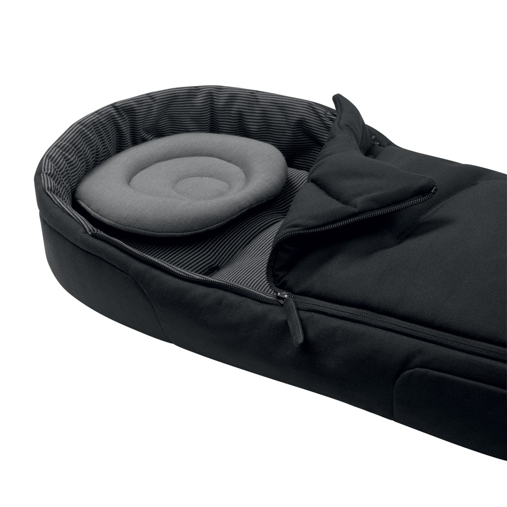 chanceli re baby cocoon black raven de bebe confort. Black Bedroom Furniture Sets. Home Design Ideas