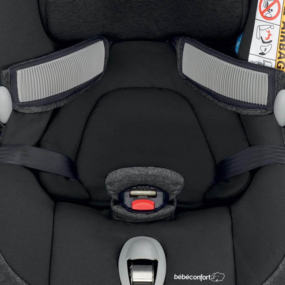 Si ge auto milofix nomad black groupe 0 1 de bebe for Vente de siege auto