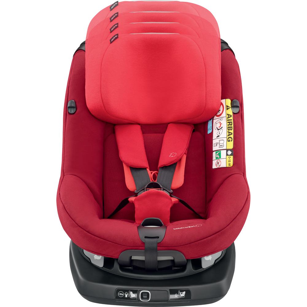 si ge auto axissfix i size vivid red groupe 1 de bebe. Black Bedroom Furniture Sets. Home Design Ideas