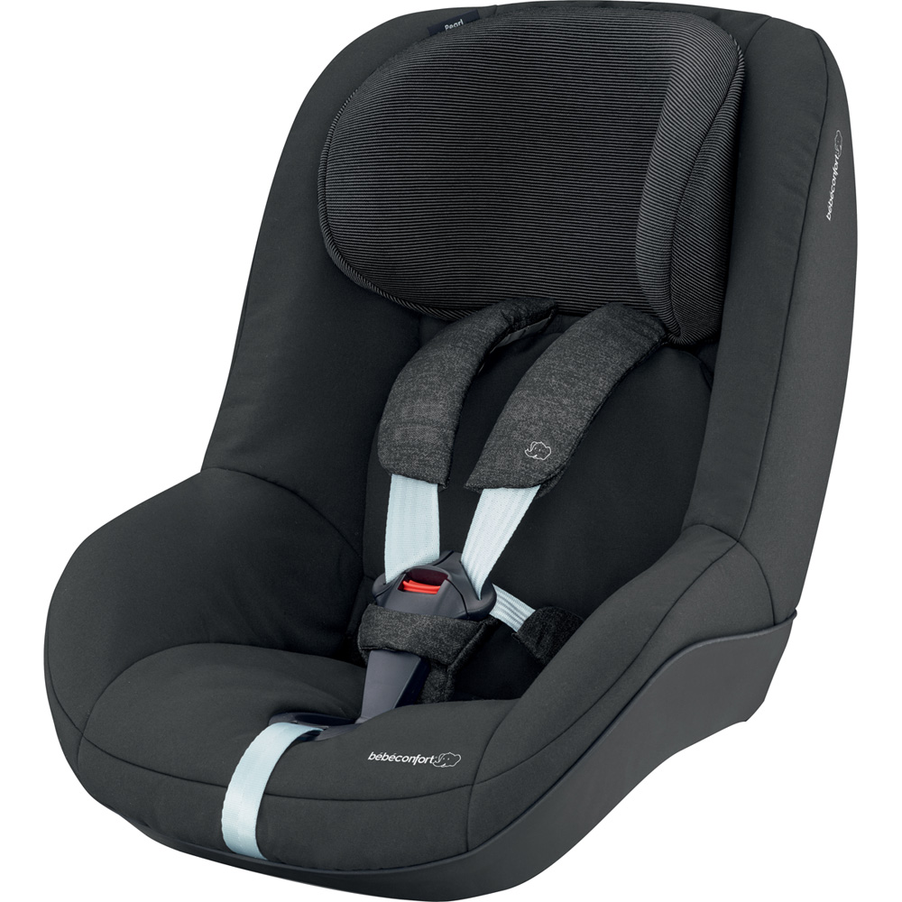 Si ge auto pearl nomad black groupe 1 de bebe confort for Siege auto 1 an