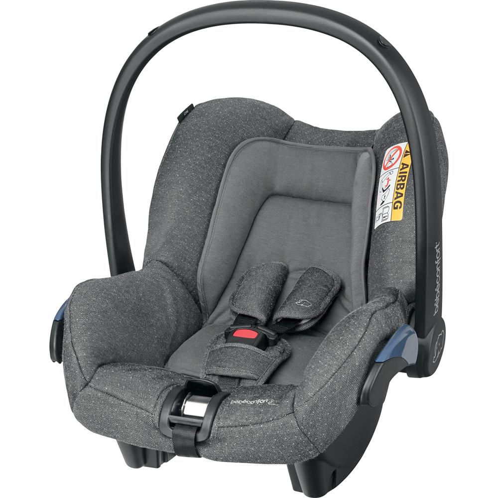 Si ge auto coque citi sparkling grey groupe 0 de bebe for Siege auto enfant 13kg