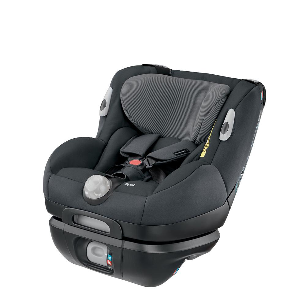 si ge auto groupe 0 1 opal black raven de bebe confort. Black Bedroom Furniture Sets. Home Design Ideas