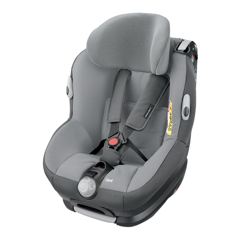 Si ge auto opal concrete grey groupe 0 1 de bebe for Housse siege auto opal