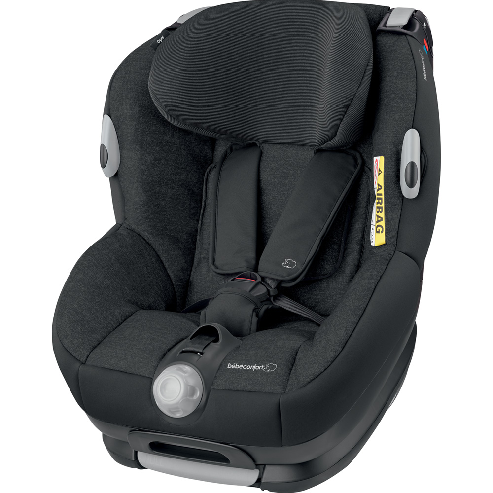 Si ge auto opal nomad black groupe 0 1 de bebe confort for Siege auto 1 an
