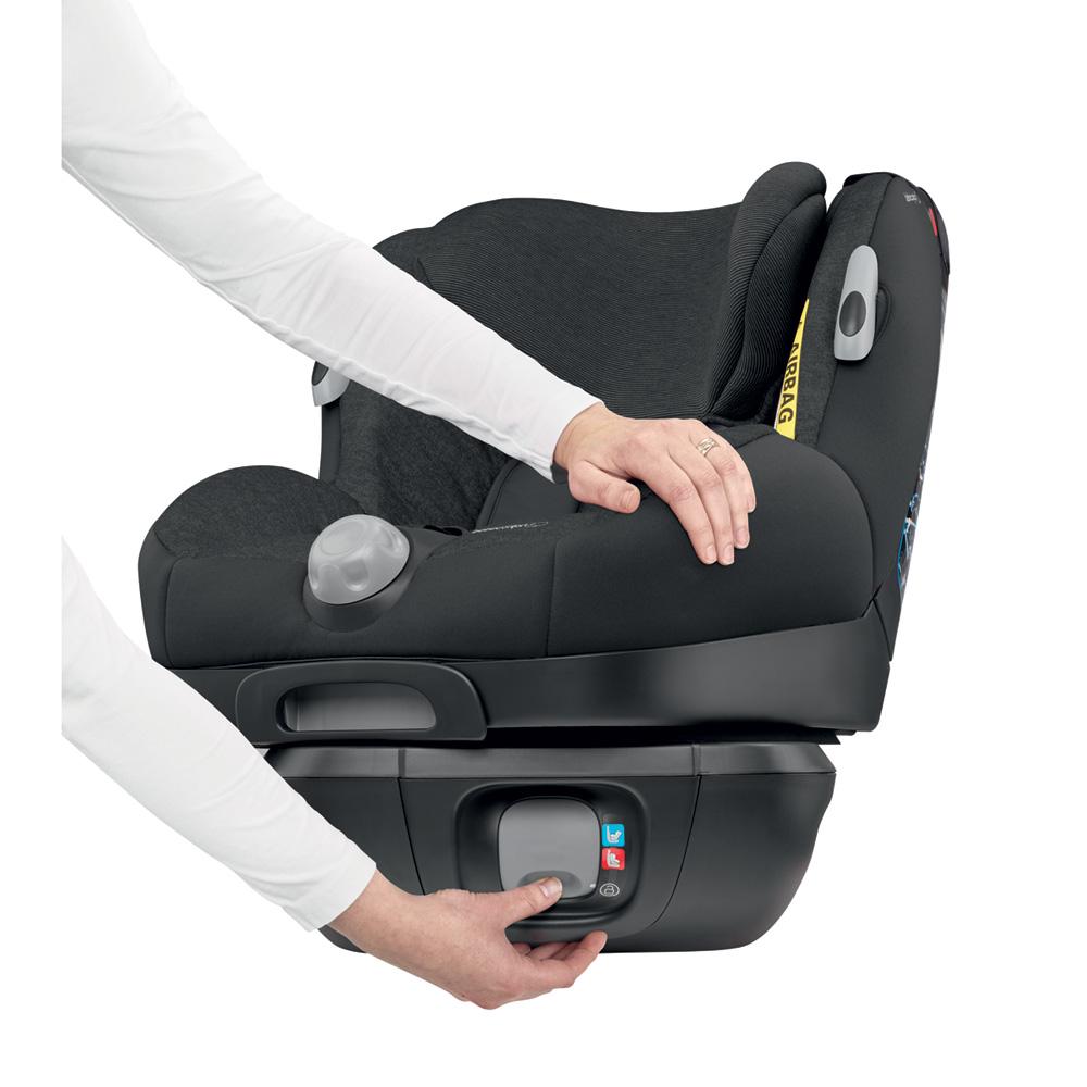 si ge auto opal nomad black groupe 0 1 de bebe confort. Black Bedroom Furniture Sets. Home Design Ideas