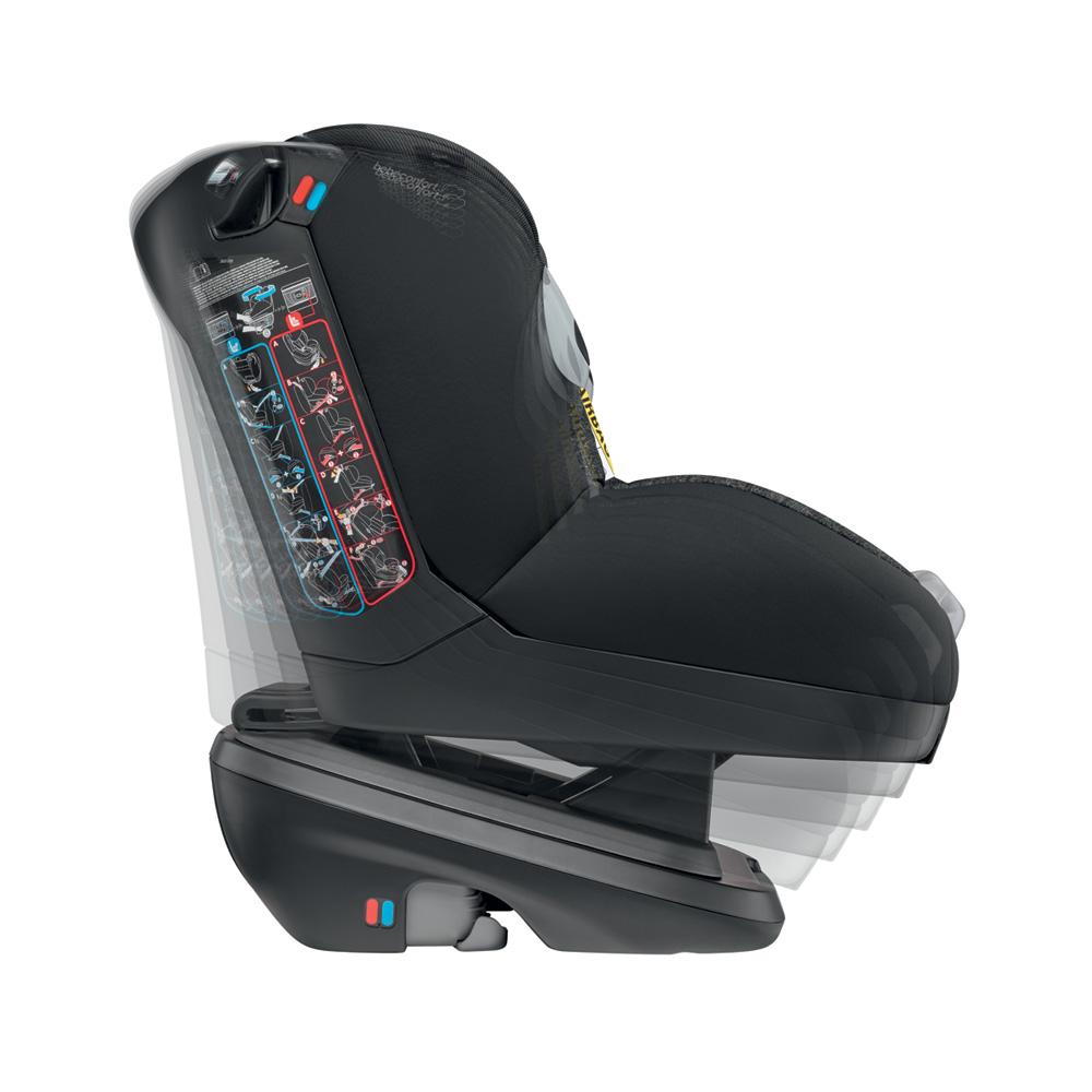 si ge auto opal nomad black groupe 0 1 de bebe confort sur allob b. Black Bedroom Furniture Sets. Home Design Ideas