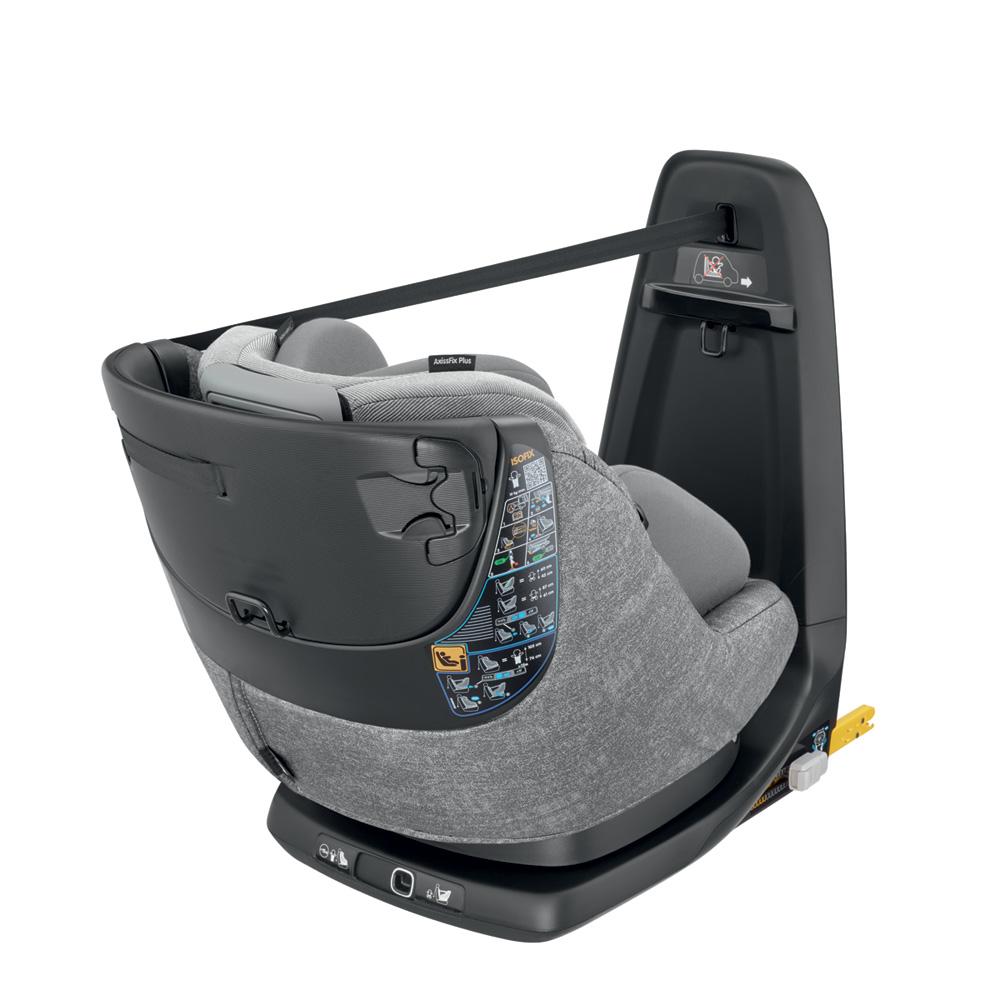 si ge auto axiss fix plus de bebe confort au meilleur prix. Black Bedroom Furniture Sets. Home Design Ideas