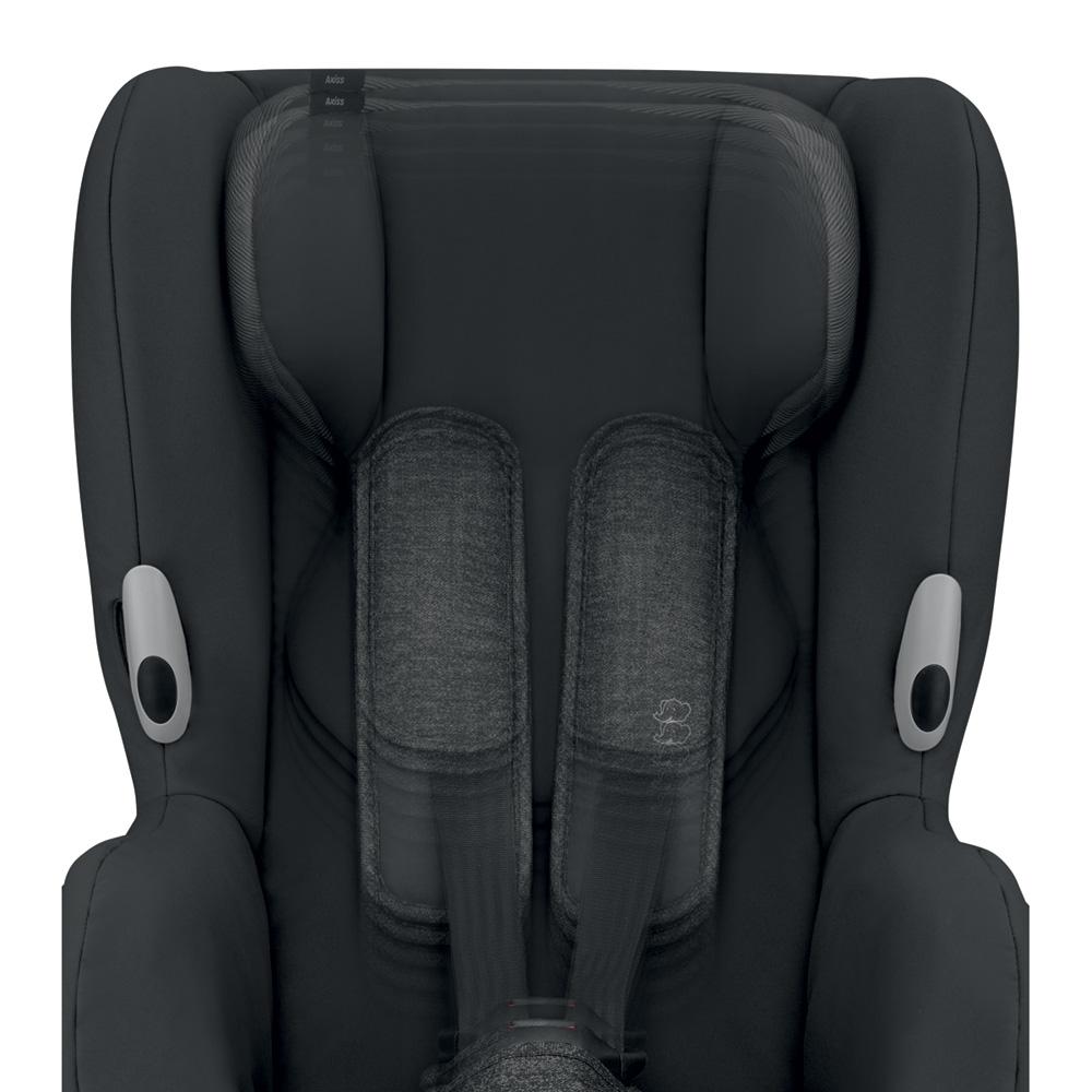 si ge auto axiss nomad black groupe 1 de bebe confort en. Black Bedroom Furniture Sets. Home Design Ideas